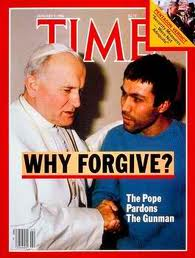 Time cover of Pope
