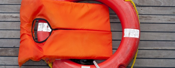 When life jackets aren't enough…