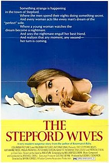 the stepford wives an analysis Stepford has a secret: all of the wives are way too perfect, and all of the husbands are way too happy.